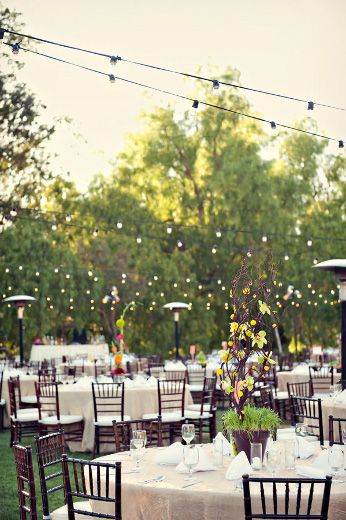 Intimate Chic Garden Wedding Venue In Southern California