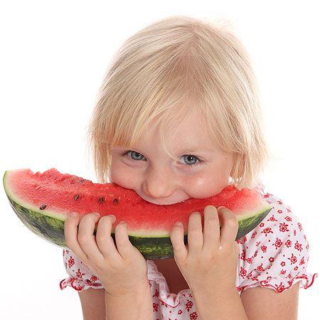 Ricette per bambini con anguria