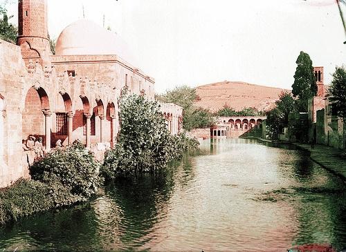 Balıklıgöl (Fish Pond) Urfa,