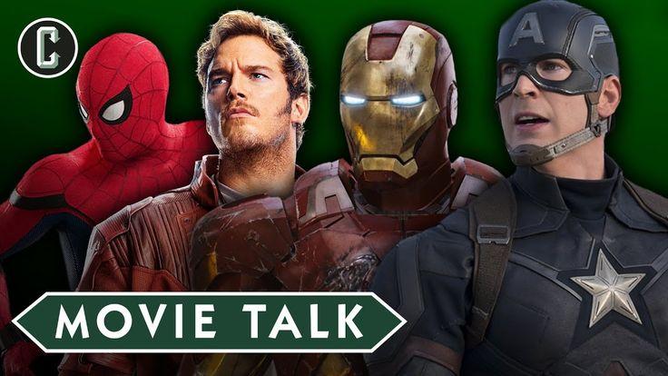 Marvel Cinematic Universe Fantasy Draft - Movie Talk - YouTube
