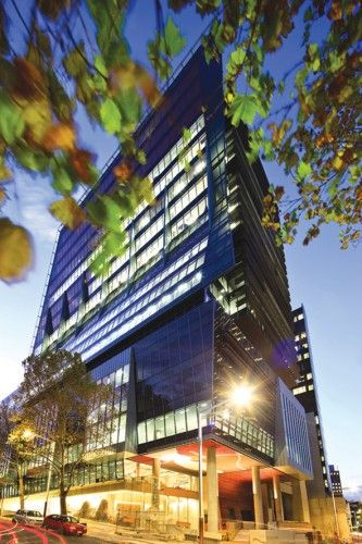 Australia's 1st completed Building Information Modelling (BIM) High Rise wins more awards