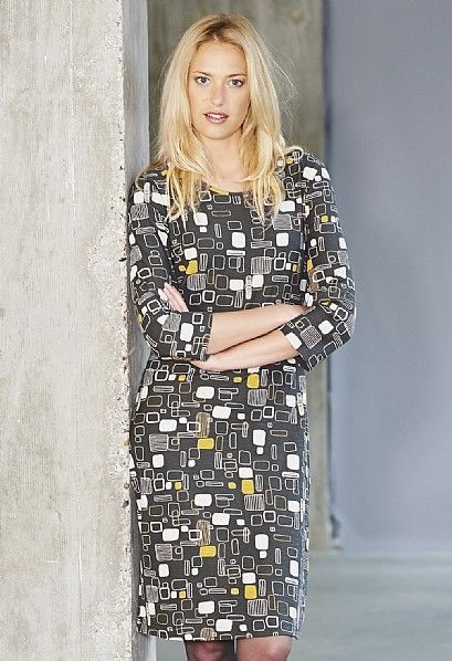 4001cc1e544 Adini Eley Print Eley Dress Mushroom Size L UK 16 rrp 57 DH172 EE 03   fashion  clothing  shoes  accessories  womensclothing  dresses (ebay link)