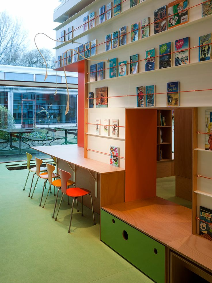 Munkegaard School #meubel #DIY