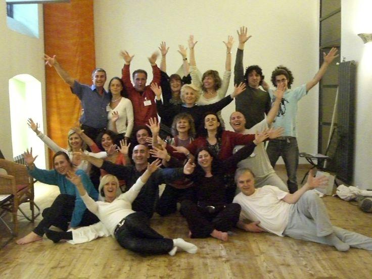 Trainer animatori olistici  foto group