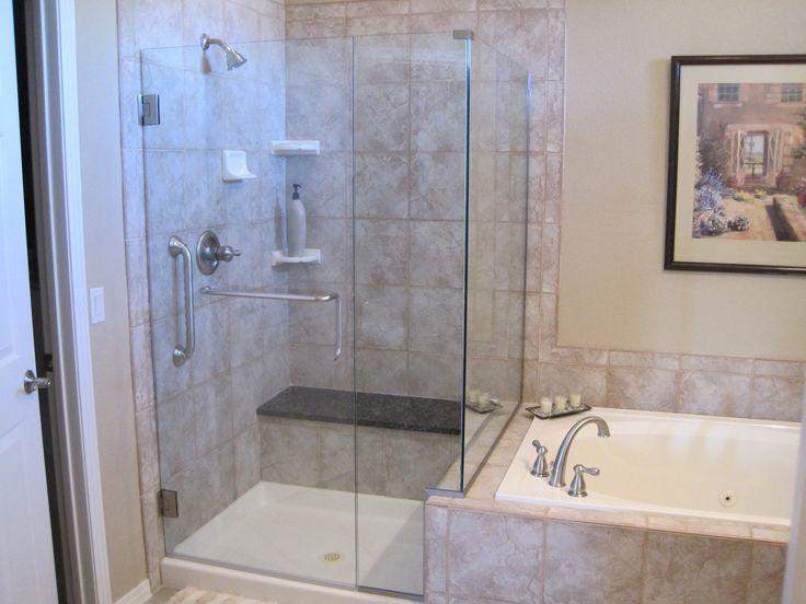 28 best bathroom images on pinterest bathroom ideas for Inexpensive bathroom remodel
