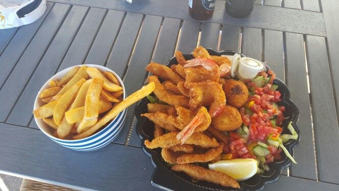 Lunch at Nelson Bay