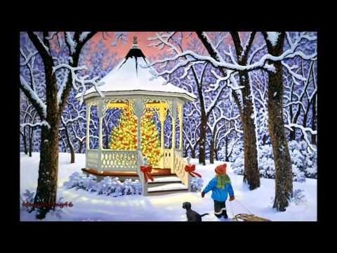 Il mondo di Mary Antony: Cartoline di Natale di John Sloane .