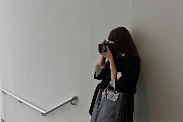 New York (a stranger with a Bessa III) by Witold Riedel, via Flickr