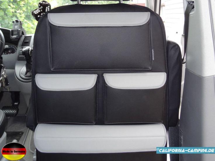 The Kangaroo! T5 VW California Driver/Passenger Seat Backrest Pocket