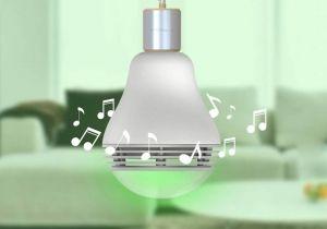 Playbulb Colour Speaker -- Aprinde sunetul colorat!