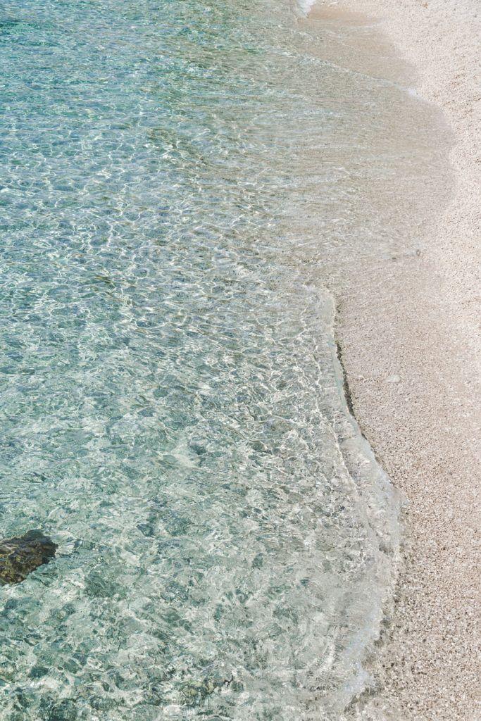 Adriatic Sea in Zavala, Hvar - from travel blog: http://Epepa.eu