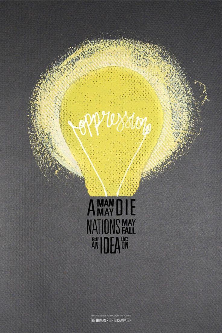 light bulb poster design - Google Search