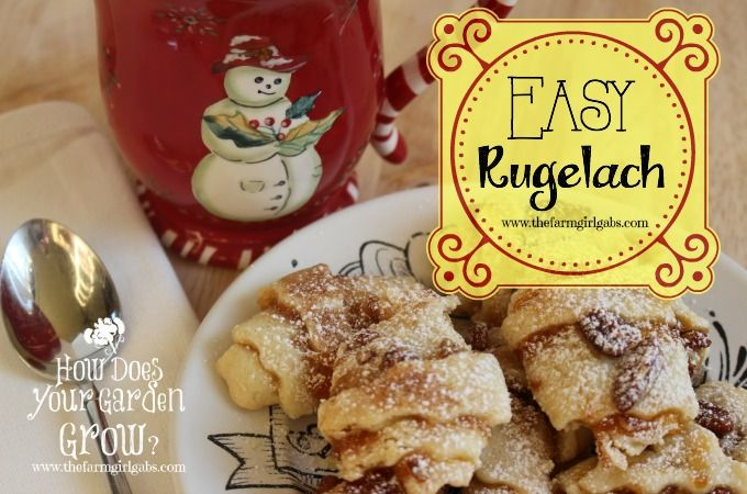 This Easy Rugelach recipe by food blogger Melissa Russo saves time by rolling nuts, jam and cinnamon sugar in a store-bought pie crust. Yummy!
