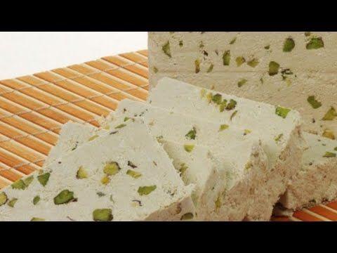 Youtube Arabic Dessert Halva Food And Drink