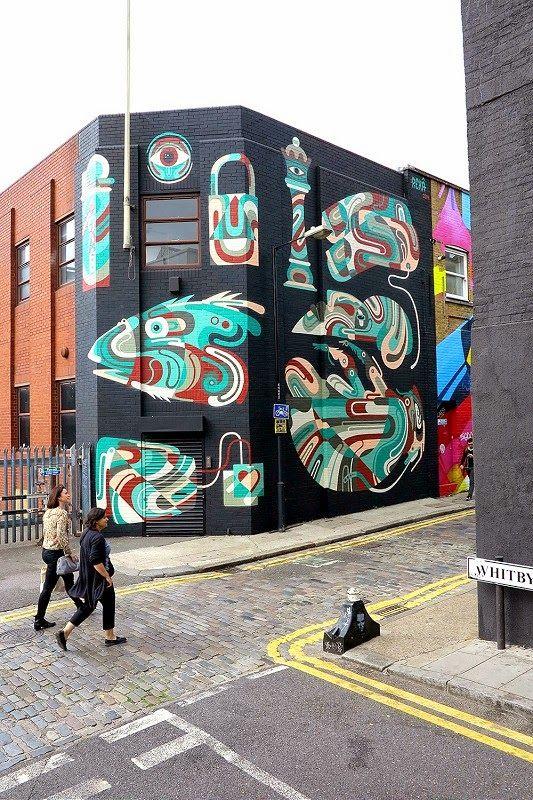 Reka.. . #streetart