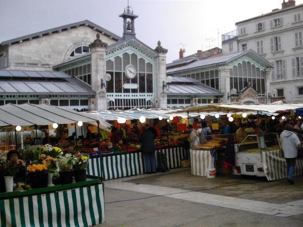 La Rochelle France market
