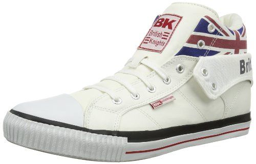 British Knights Roco Union Jack, Unisex Adults' Hi-Top Sneakers, White (white Multi 01), 6 UK British Knights http://www.amazon.co.uk/dp/B009QV2OQC/ref=cm_sw_r_pi_dp_5tGEvb0SYW9CG