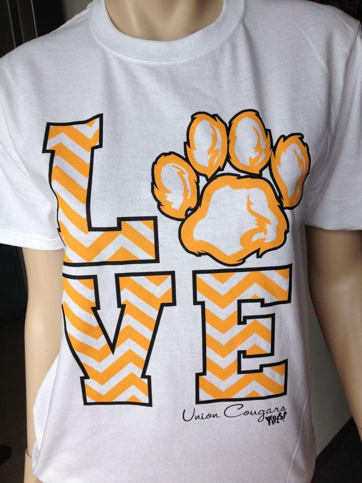 Elementary School Spirit Wear Designs