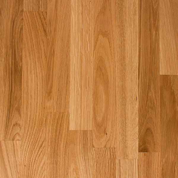 Oak wooden bathroom worktop grain