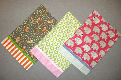 I used QM's free pillowcase pattern. These make great gifts and are fast and easy! Free pattern here: http://www.quiltmaker.com/articles/PillowcasesCrafts Ideas, Sewing Crafts, Gift Ideas, Sewing Pattern, Sewing Pillowcases, Pillowcases Sewing, Easy Projects, Crafts Sewing, Kids Gift