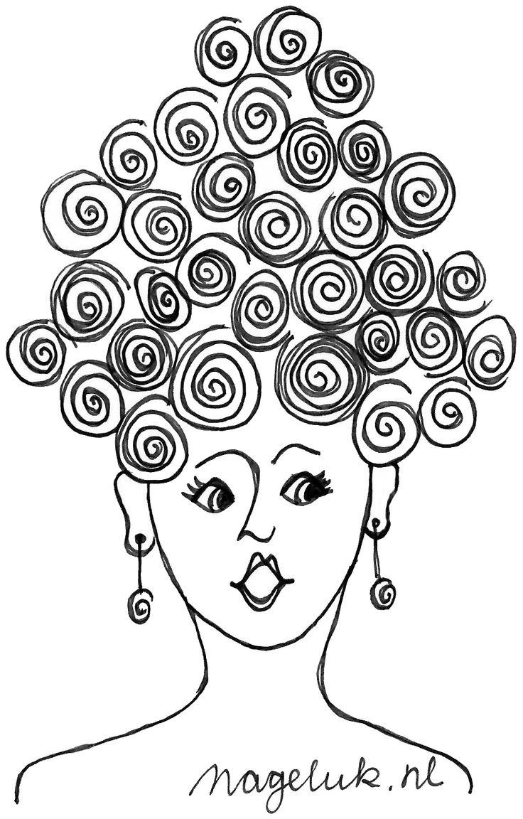 Bad hair day? Zit je haar niet goed? Tips. Nat haar is minder soepel en is kwetsbaarder. Kam of borstel klitten daarom altijd bij droog haar eruit.   Dof haar kan veroorzaakt worden...
