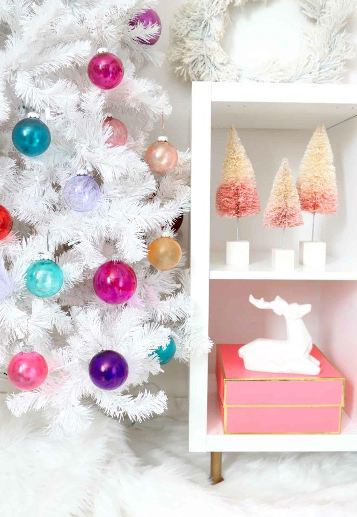 1001 Ideen Fur Weihnachtskugeln Basteln Zum Bewundern Weihnachtskugeln Weihnachtskugeln Basteln Rosarote Weihnachten