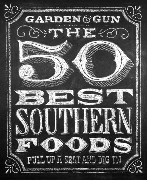 50 Best Southern Foods