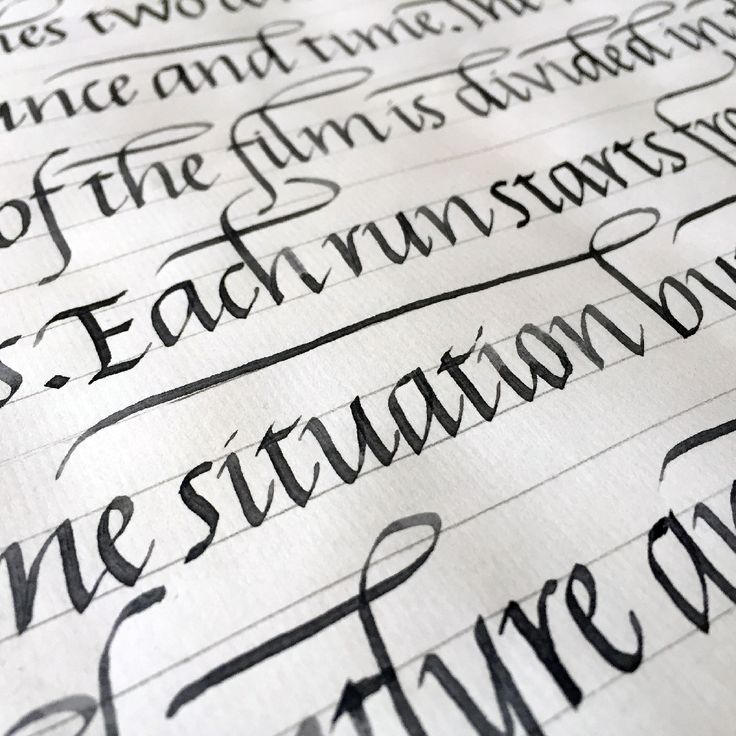 Best 25 Calligraphy Course Ideas On Pinterest Creative