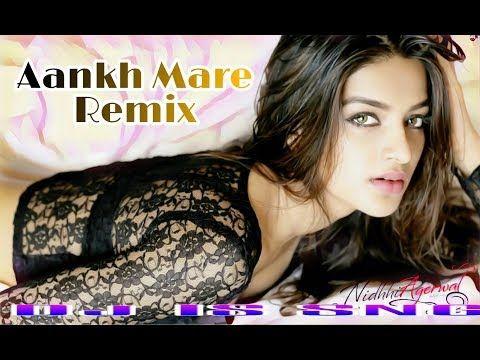 Aankh Mare Remix    Simmba Song  Neha Kakka   Kumar Sonu