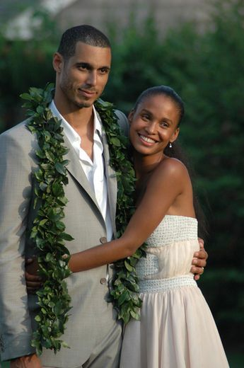 Celebrity Weddings: Joy Bryant and Dave Pope: Page 18 : Essence.com