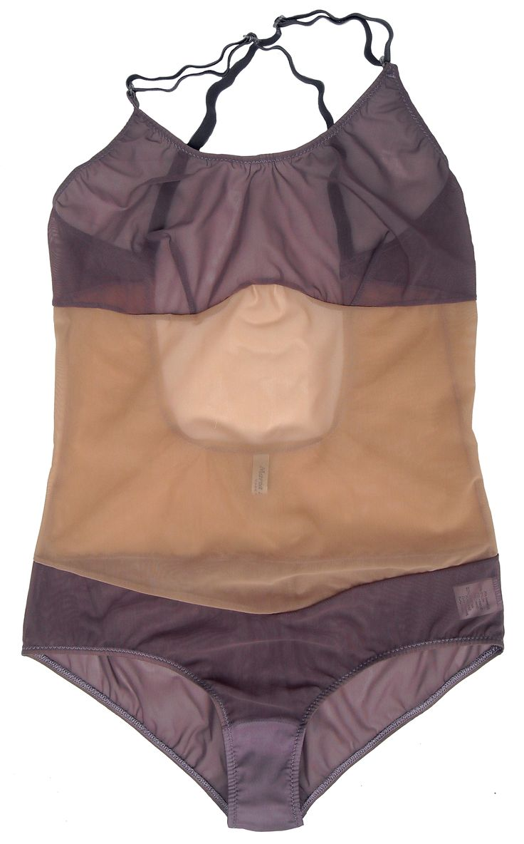 Body Olimpic nude and violet. 80% nylon 20% elastan
