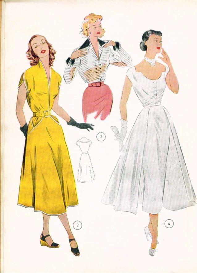 1955-lutterloh-book-sewing-patterns-23-638.jpg (638×885)
