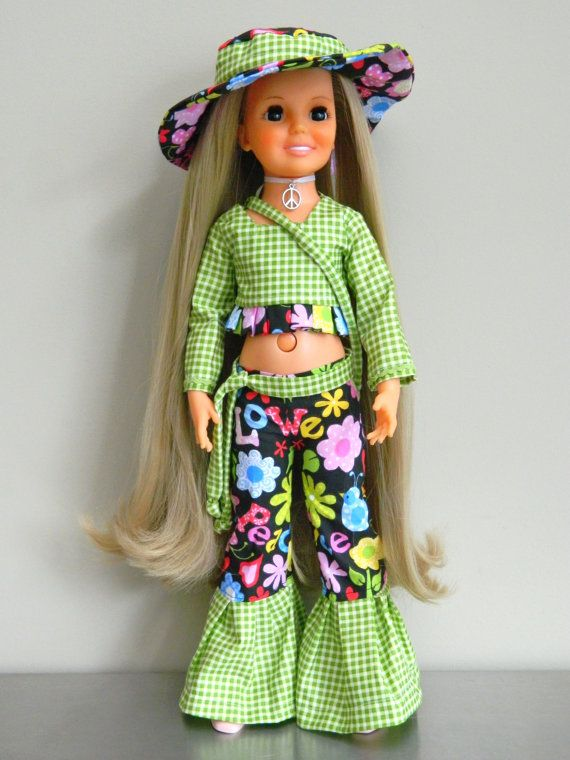 17 Best images about Re-Root Crissy Family Dolls on ...