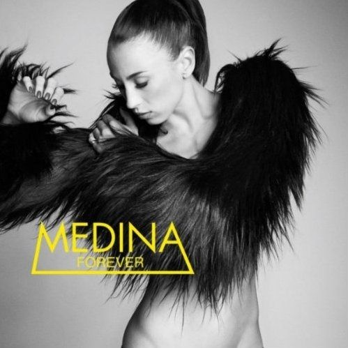 Medina- Singer & Model for STORY #Story #Medina #welove