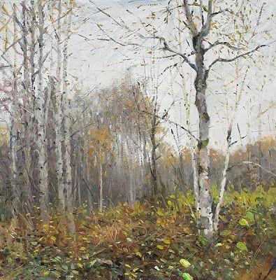 Landscape Painting by American Artist Jeffrey T. Larson