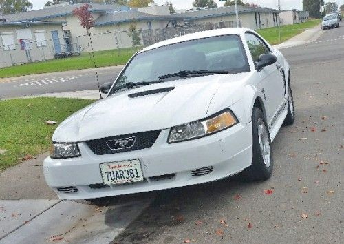 2000 Ford Mustang coupe for sale under $3000 in Sacramento, California CA