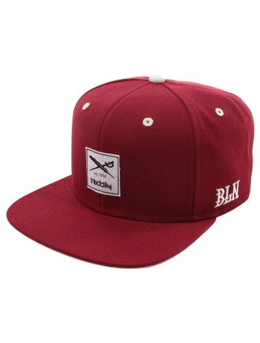 Daily Flag Snapback [maroon] // IRIEDAILY FALL WINTER 2015 COLLECTION – WE CAN BE HEROES. // OUT NOW: http://www.iriedaily.de/