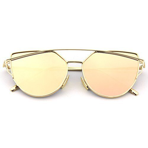 CGID MJ74 Lunettes de soleil polarisées cateye modernes et fashion réfléchissantes UV400 pour femmes: Quelle est la différence entre les…