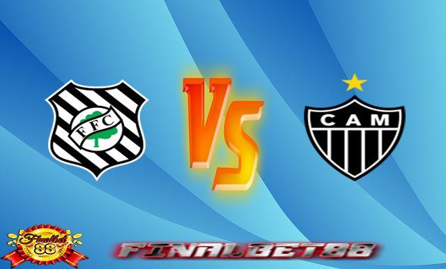 Prediksi Figueirense vs Atletico Mineiro 4 Juli 2016