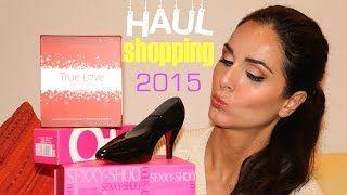 Primo shopping del 2015, video HAUL