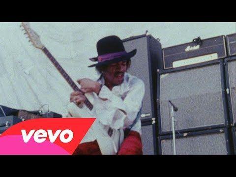 The Jimi Hendrix Experience - Foxey Lady (Miami Pop 1968) - YouTube