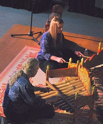 Bali & Beyond -- Enjoy a glimpse of Balinese music and culture with this acclaimed musical ensemble - Monday, 11/19/12, 4:45-6:00 pm, Soka University's Black Box Theatre - FREE! www.balibeyond.com