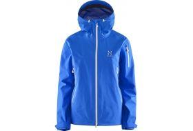 Haglöfs W's Roc Jacket Vibrant Blue