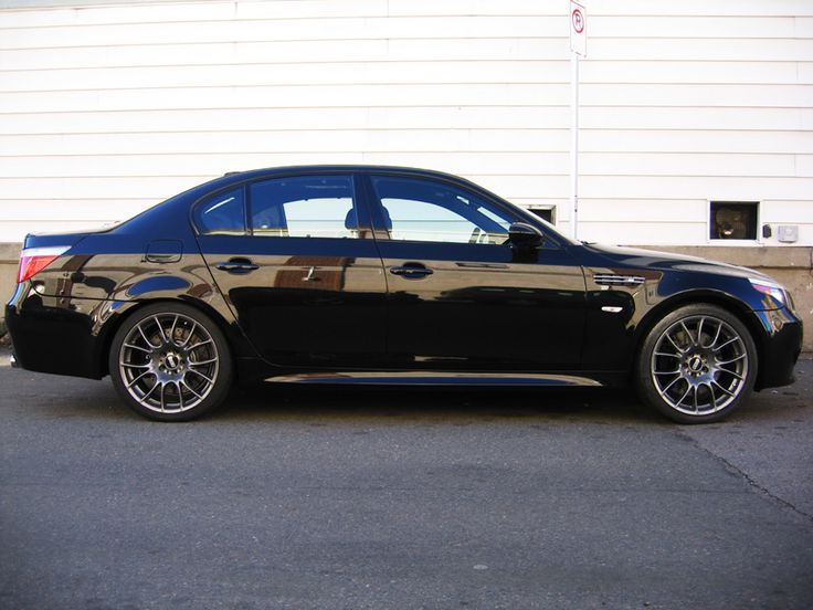BBS Wheels on BMW M-5