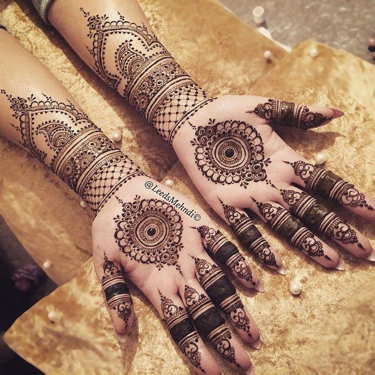 bridal henna by leedsmehndi mandala design mehndi and henna pinterest bridal henna. Black Bedroom Furniture Sets. Home Design Ideas