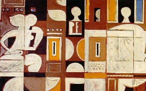 """ΓΙΑΝΝΗΣ ΜΟΡΑΛΗΣ (1916-2009) Ζωγράφος της """"γενιάς του '30"""""""