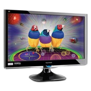 ViewSonic VX2250WM-LED 22-Inch (21.5-Inch Vis) Widescreen Full HD 1080p LED Monitor with Integrated Stereo Speakers: Integration Stereo, Stereo Speakers, 21 5 Inch Vis, 1080P Led, Viewson Vx2250Wm Led, Led Monitor, Hd 1080P, Full Hd, Widescreen Full