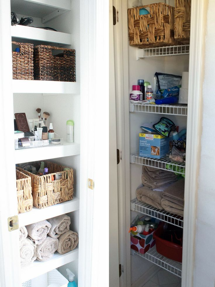 196 Best Organizing Bathroom Images On Pinterest