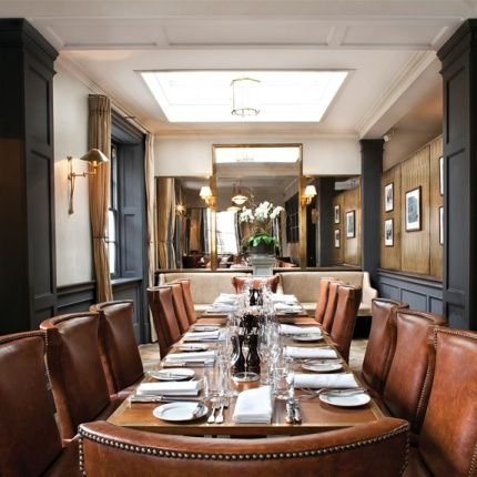 19 Best Private Dining London Images On Pinterest  London Unique The Chiswell Street Dining Rooms Decorating Design