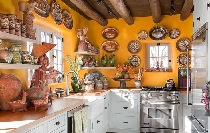 Meet Cute cooking styles of mexico